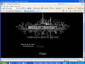 Ive_screwed_up_webpage